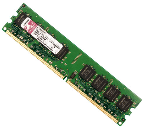 RAM - Kingston 1GB / DDR2 - Bus 800