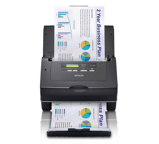 EPSON GT-S85 Scanner