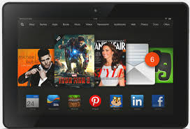 Amazon Tablet Fire HDX 7-32 GB