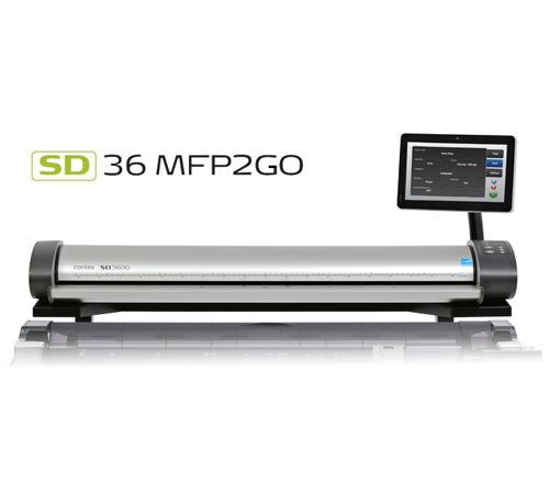 قیمت Contex SD 36 MFP2GO Scaneer