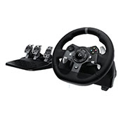 Logitech Racing Wheel with Pedal G920