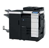 Konica Minolta Bizhub C754e Copier Machine