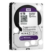 Western Digital Purple 6TB WD60PURX HDD Surveillance