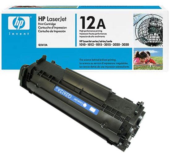 قیمت HP Cartridge 12A