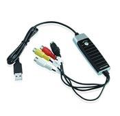 Faranet USB2.0 to AV-Svideo Capture Grabber Card