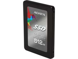 Adata SSD Memory Card Premier SP610 - 512GB