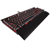 Corsair K70 Rapidfire Mechanical-Cherry MX Speed Gaming Keyboard