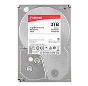 Toshiba P300 HDWD130 Internal Hard Drive-3TB