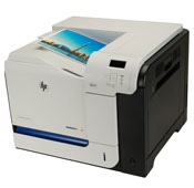 HP Color LaserJet Enterprise M551n Laser Printer