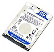 "Hard Disk Laptop  1000 GB 2.5"" SATA Hitachi"