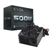 EVGA 600W W1 WHITE POWER SUPPLY