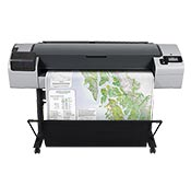 HP T795 Designjet Plotter