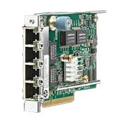 HP 331FLR 629135-B21 4 Port Network Adapter Server