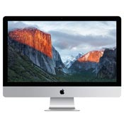 APPLE IMAC MK142-i5-8GB-1TB-INTEL HD ALL IN ONE