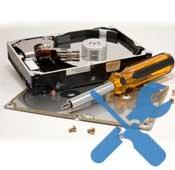Repair Server Hard disk