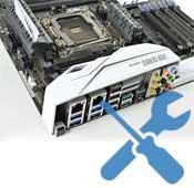 Repair Server Motherboard