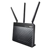 Asus DSL AC68U Dual-Band Wireless AC1900 Gigabit ADSL-VDSL Modem Router