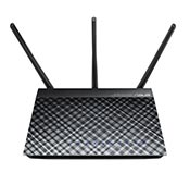 Asus DSL-N55U Annex A Dual-Band Wireless-N600 Gigabit ADSL Modem Router