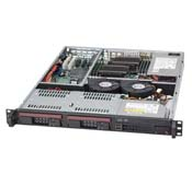 Supermicro Cse-811tq-520b Server
