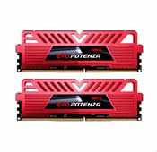 Geil EVO Potenza 16GB DDR4 3000 Dual Gaming Desktop RAM