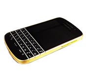 BlackBerry Q10 Gold Mobile Phone