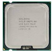 Intel Core 2 Duo E6320 CPU