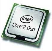 Intel Core2 Duo E6300 CPU