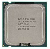 Intel Core 2 Duo E8200 CPU