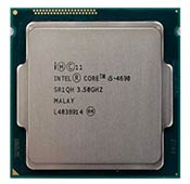 Intel Core i5 4690 CPU