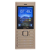 GLX 2690 Gold Dual SIM Mobile Phone
