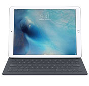 Apple iPad Pro 12.9 inch 4G 128GB Tablet with Smart Keyboard