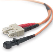 PBN sc-mtrj SM duplex 2mm 2M Patch Cord