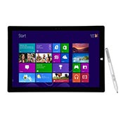 Microsoft Surface Pro 3 i3-64GB with Keyboard Tablet