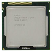 Intel Core i5 2400 3.1GHz LGA 1155 Sandy Bridge CPU