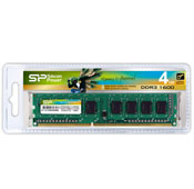 Silicon Power 4GB 1600 RAM