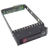 HP P2000 3.5 Tray Caddy Cage Server
