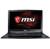 MSI GE63VR 7RE Raider LAPTOP