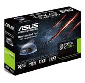 ASUS GTX750TI-OC-2GD5 Graphics Card