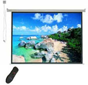 Reflecta Electric Ceiling Projector Screen