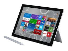 Microsoft Surface 3 4G Core CPU-64GB Tablet