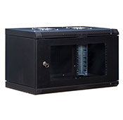 HP Pro 6 Unit 33 Depth Wall Rack