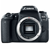 Canon EOS 77D Digital Camera Body Only