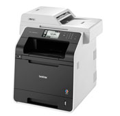 Brother MFC L8850CDW Colour Laser Multifunction Printer