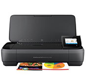 HP OfficeJet 252 Mobile Inkjet Printer