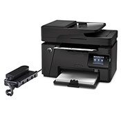 HP LaserJet Pro MFP M127fw Multifunction Laser Printer With Handy Phone