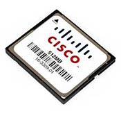 Cisco MEM3800-512CF Router Flash Memory