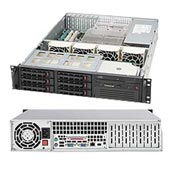 Supermicro Cse-823TQ-653LPB Server