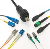 Fiber Optic Fittings Installation