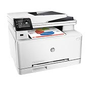 قیمت HP color LaserJet Pro MFP M277N Laser Printer