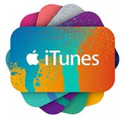 Apple iTunes 15 Dollars Gift Card